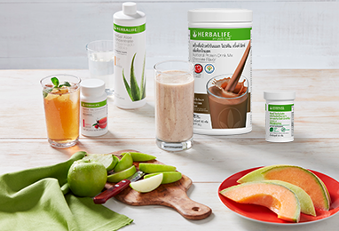 Herbalife Nutrition Healthy Breakfast is a simple, convenient, low-calorie and nutrient-dense choice to start your day well.